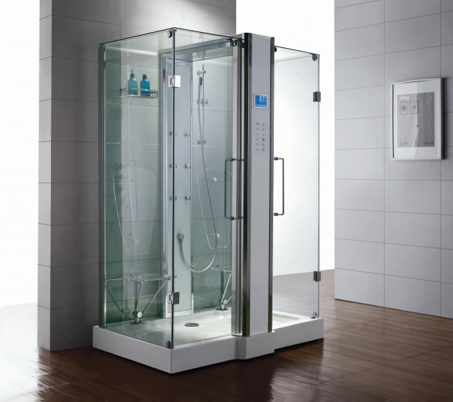 WS-123 Steam Shower Enclosure
