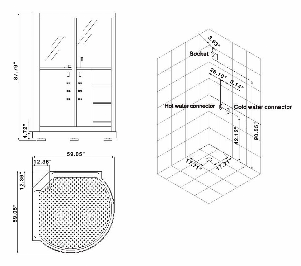 dz984f9 diagram 1 ariel platinum dz984f9 steam shower steam shower wiring diagram at gsmx.co