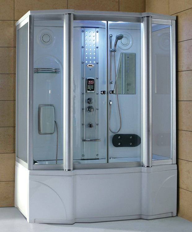 Mesda 807a Glass Steam Shower Enclosure